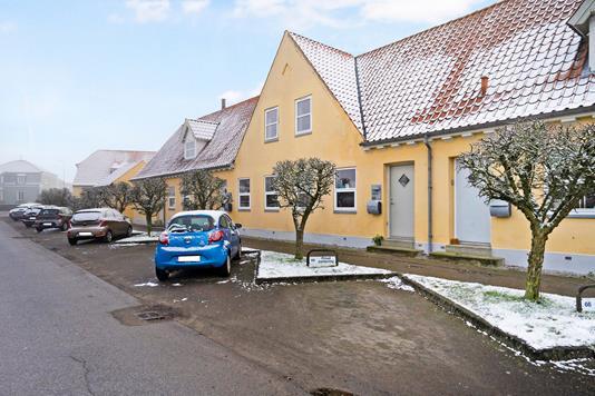 Rækkehus på Fuglebakken i Randers C - Ejendommen