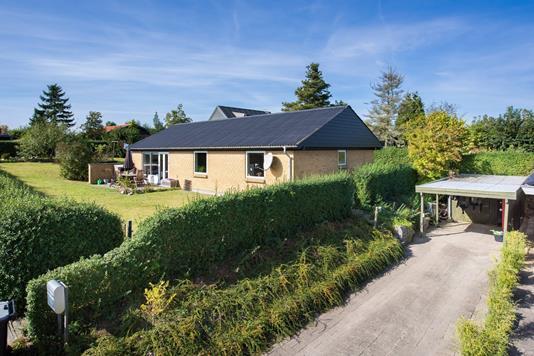 Villa på Saxofonvej i Randers SV - Ejendommen