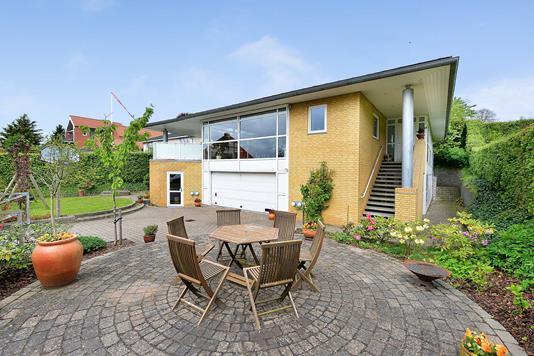 Villa på Vestre Bakkevej i Randers C - Standard udendørs