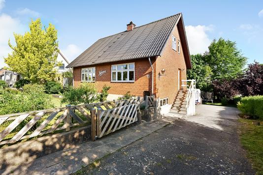 Villa på Storegade i Randers SØ - Ejendommen