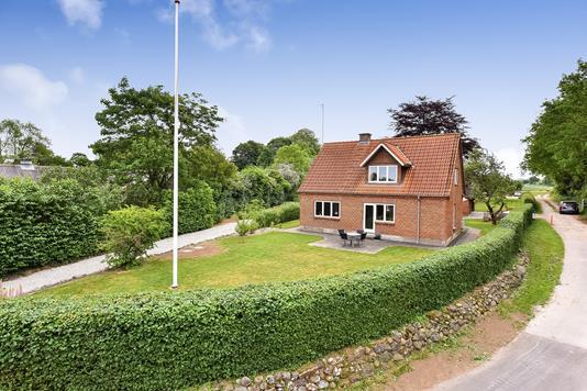 Villa på Åsagervej i Randers NV - Ejendommen