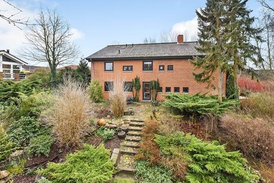 Villa på Pilevænget i Fårup - Ejendommen