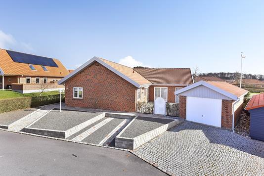 Villa på Nordstjernen i Randers NV - Ejendommen