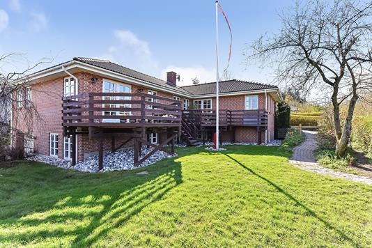 Villa på Kallehavevej i Randers SV - Ejendommen