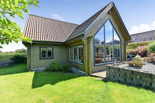 Villa på Hannesminde i Randers SØ - Ejendommen