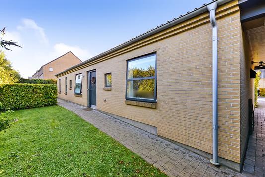 Villa på Krebsen i Randers NV - Ejendommen