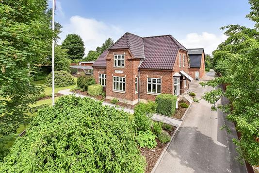 Villa på Viborgvej i Randers NV - Ejendommen