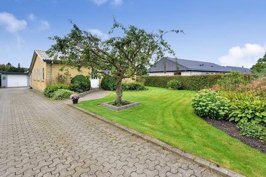 Villa på Esbern Snares Vej i Randers SØ - Ejendommen