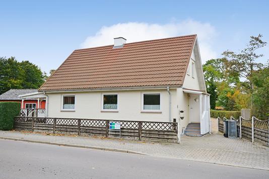 Villa på Fiilsøvej i Oksbøl - Ejendommen