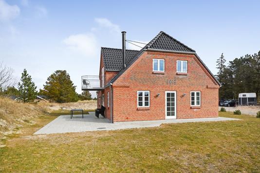Villa på Tane Hedevej i Blåvand - Ejendommen