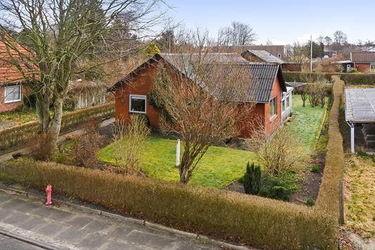 Villa på Nørregade i Oksbøl - Ejendommen