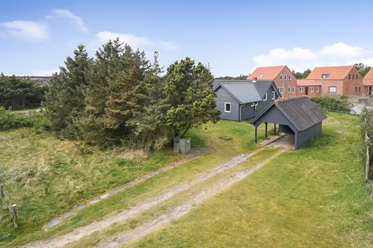 Fritidsbolig på Peter Malersvej i Blåvand - Ejendommen