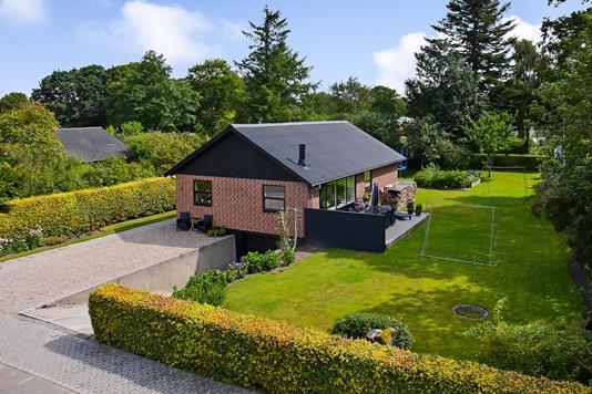Villa på Bøgevej i Oksbøl - Ejendommen
