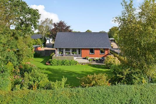 Villa på Granvænget i Oksbøl - Ejendommen