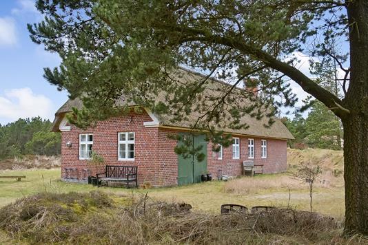 Fritidsbolig på Møllehusvej i Blåvand - Ejendommen