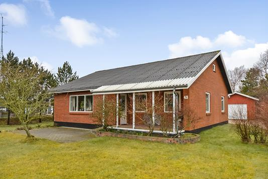 Villa på Blåvandvej i Blåvand - Ejendommen