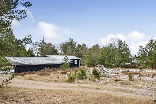 Fritidsbolig på Bjergbovej i Blåvand - Ejendommen