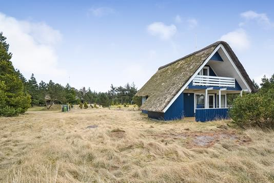 Fritidsbolig på Sandtoftevej i Blåvand - Ejendommen