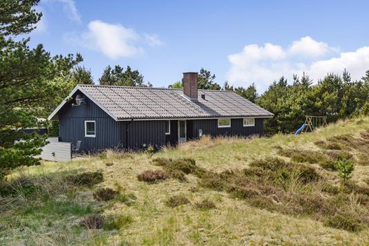 Fritidsbolig på Bergsvej i Blåvand - Ejendommen