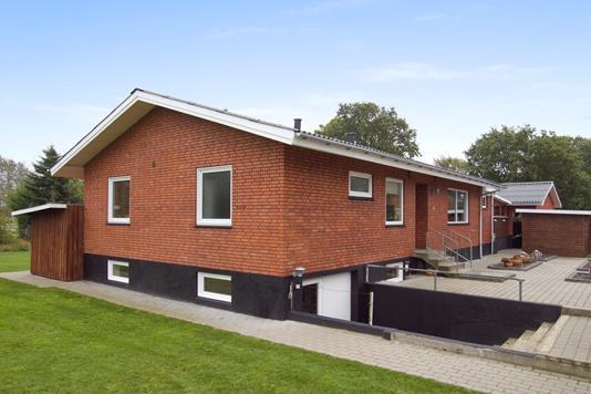 Villa på Kirkegade i Oksbøl - Andet