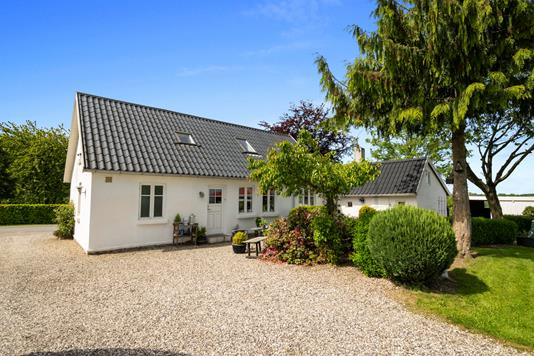 Villa på Ustrupvej i Skanderborg - Ejendommen