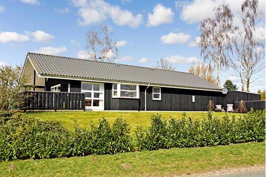 Fritidsbolig på Mossøhøj i Skanderborg - Ejendommen