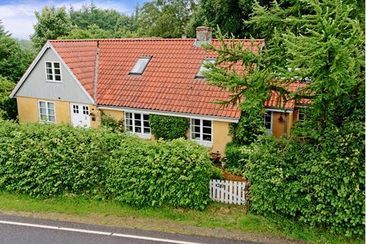Landejendom på Virringvej i Skanderborg - Ejendommen