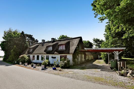 Villa på Vitvedhedevej i Skanderborg - Ejendommen