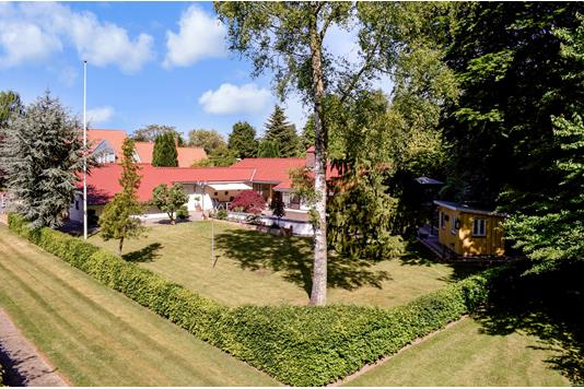 Villa på Sarabjerg i Skanderborg - Ejendommen