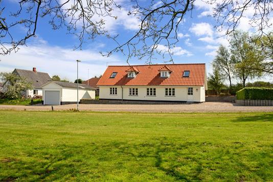 Villa på Ellingvej i Gedved - Ejendommen