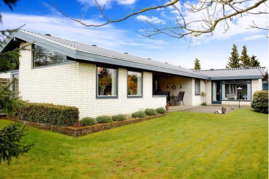 Villa på Skovparken i Skanderborg - Ejendommen