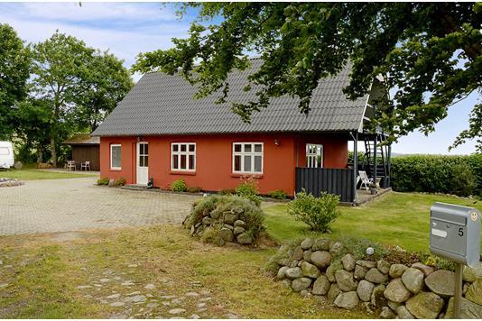 Villa på Sønderlundsvej i Skanderborg - Ejendommen