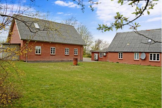 Villa på Vroldvej i Skanderborg - Ejendommen