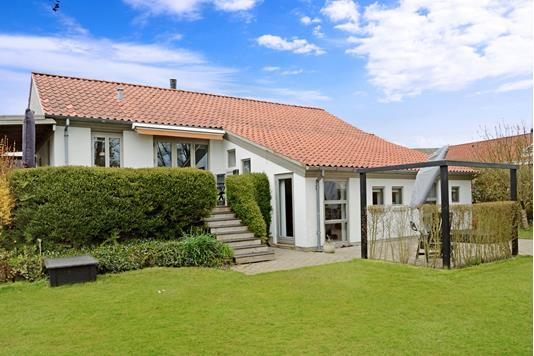 Villa på Engkæret i Skanderborg - Ejendommen