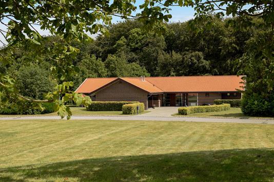 Villa på Holtshøjen i Skanderborg - Ejendommen