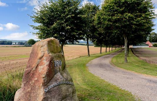 Landejendom på Oddervej i Skanderborg - Ejendommen