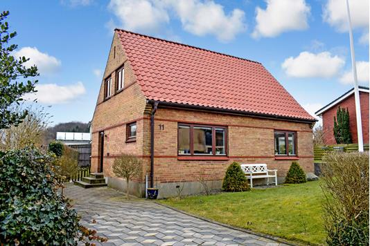 Villa på Bakkevej i Skanderborg - Ejendommen