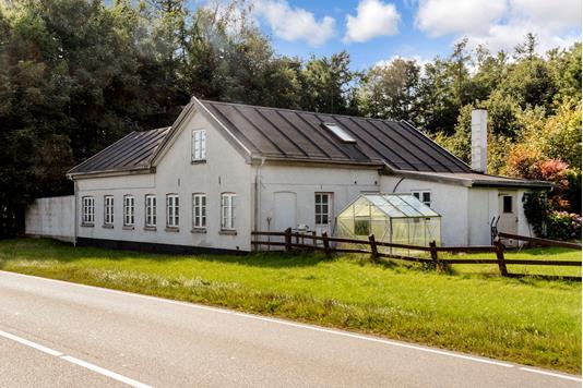 Villa på Ryvejen i Skanderborg - Ejendommen