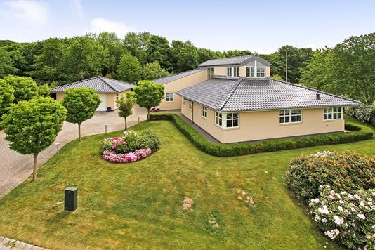 Villa på Kirsebærhaven i Skanderborg - Ejendommen