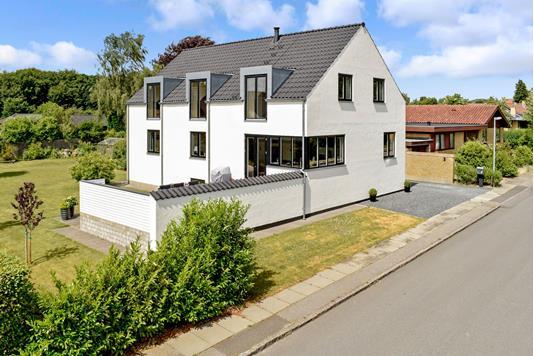 Villa på Lærkevej i Skanderborg - Ejendommen