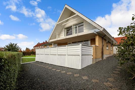 Villa på Vesterskovvej i Skanderborg - Ejendommen