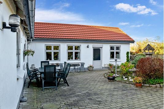 Villa på Vroldvej i Skanderborg - Terrasse