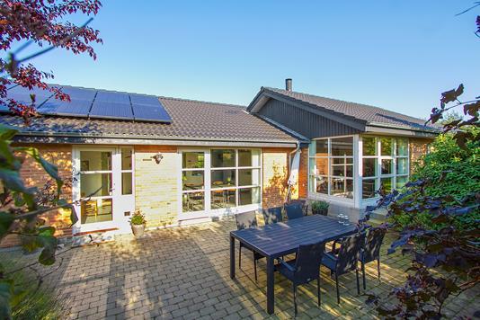 Villa på Bævervej i Skanderborg - Ejendommen