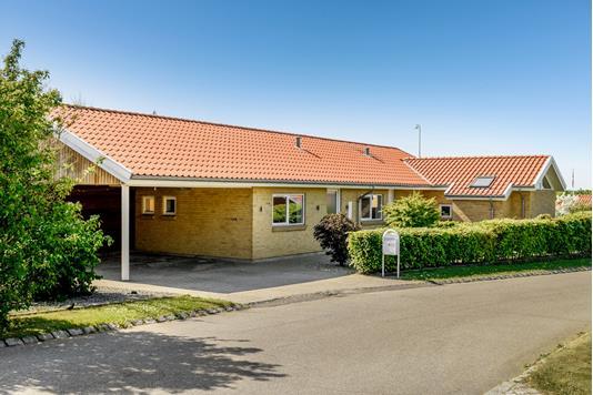 Villa på Lodbrogsvej i Skanderborg - Ejendommen