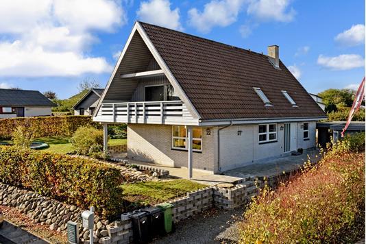 Villa på Sneglebakken i Skanderborg - Ejendommen