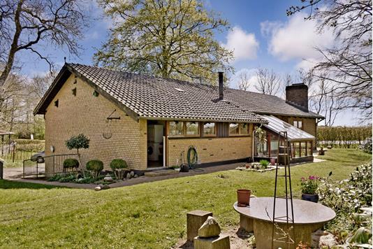 Villa på Hårby Bygade i Skanderborg - Ejendommen