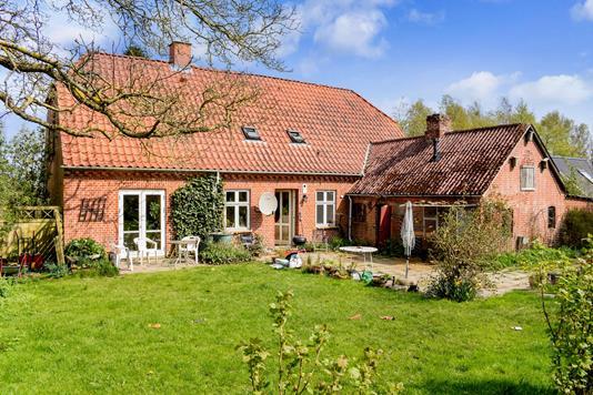 Villa på Maskedal i Skanderborg - Ejendommen