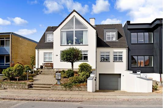Villa på Asylgade i Skanderborg - Ejendommen
