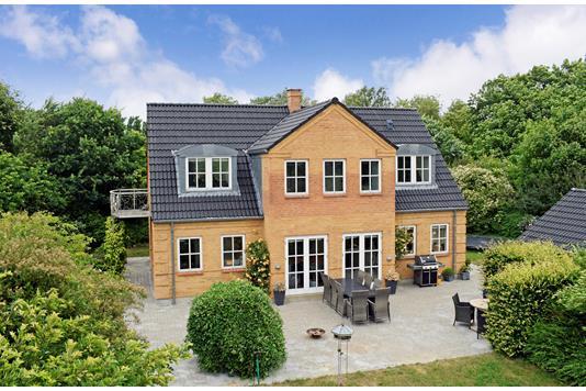 Villa på Bjedstrupvej i Skanderborg - Ejendommen