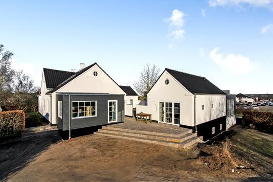 Villa på Lynghøjvej i Skanderborg - Ejendommen